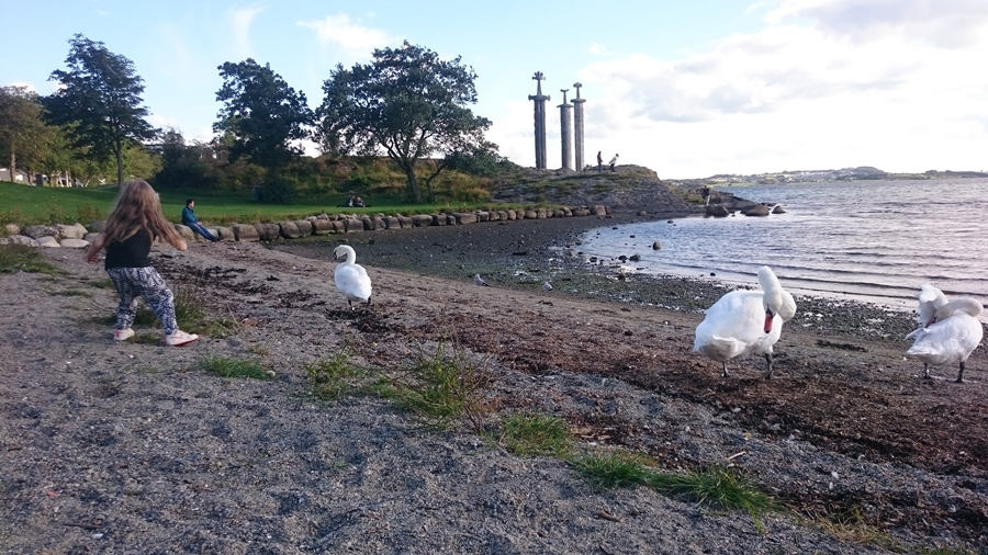 Trzy Miecze - Hafrsfjord, Stavanger